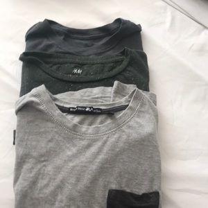 3pack Tshirts